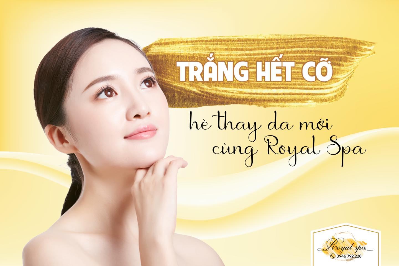Địa chỉ tắm trắng tại Nam Định