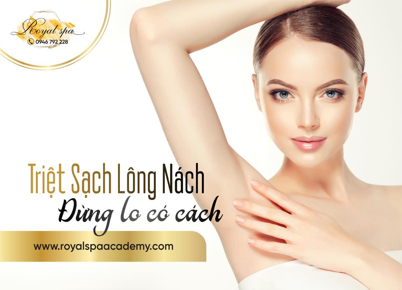 Địa chỉ triệt lông tại Nam Định