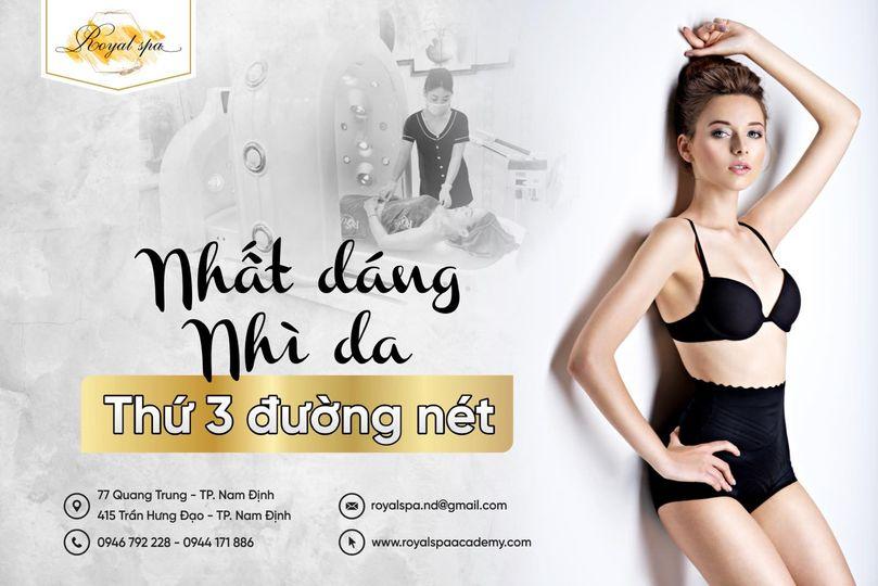 Tắm trắng tại Nam Định