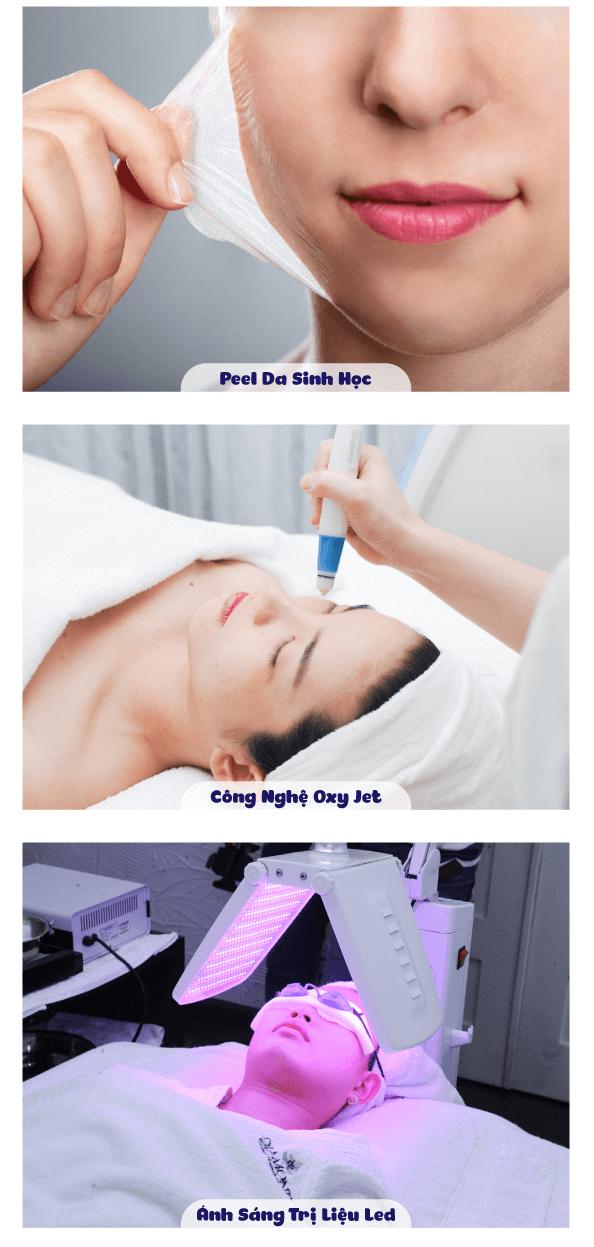Điều trị mụn hiệu quả tại Nam Định